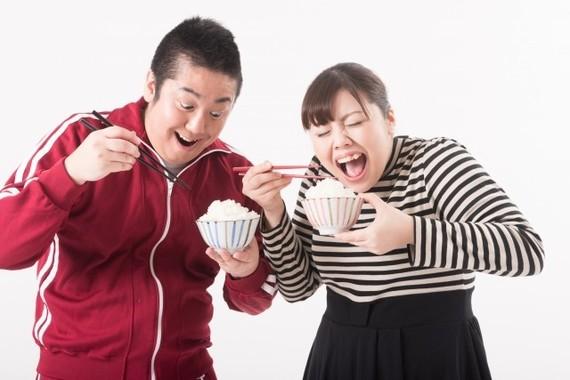 妻が太りはじめたら要注意!(写真はイメージです)