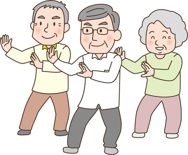太極拳は高齢者に最適な運動