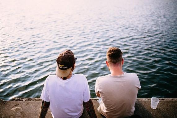 男の友情…にとどまらないブロマンス