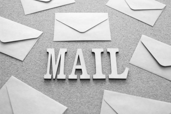 メールの宛名は役職順?(画像はイメージ)
