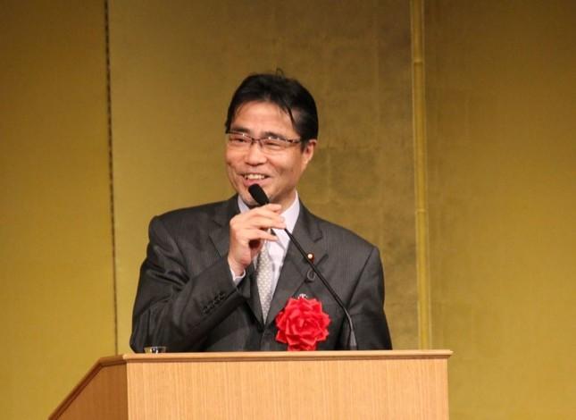 若狭勝・前衆院議員(2017年6月1日撮影)