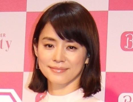 石田ゆり子さん(2015年9月撮影)