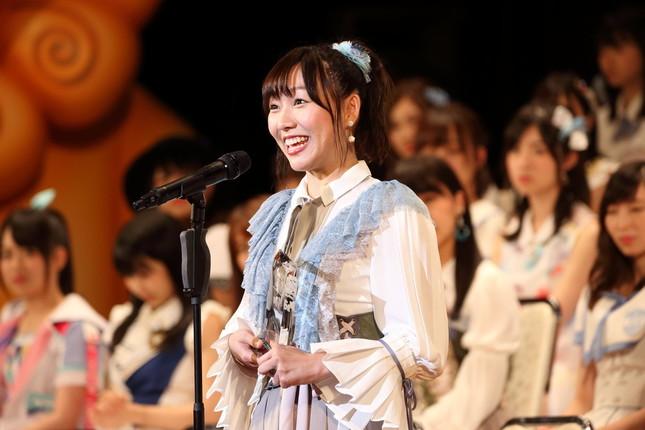 須田さんは2017年の「選抜総選挙」では6位にランクインした