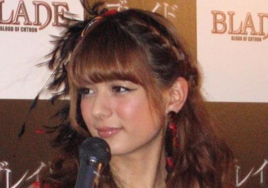 スザンヌさん(2008年撮影)