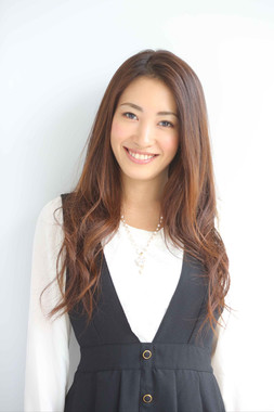 村田綾さんはさいたま市の観光大使として活躍している(事務所提供)