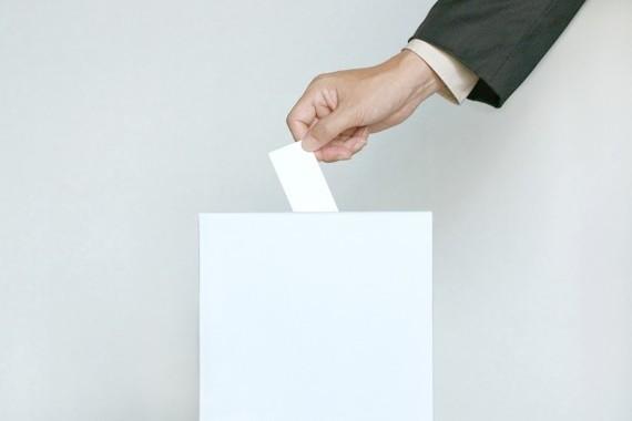投票、ちゃんと行きました?