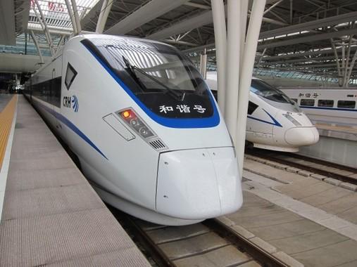 中国の高速鉄道をめぐる民間企業の動きに注目が集まる(画像はイメージ)