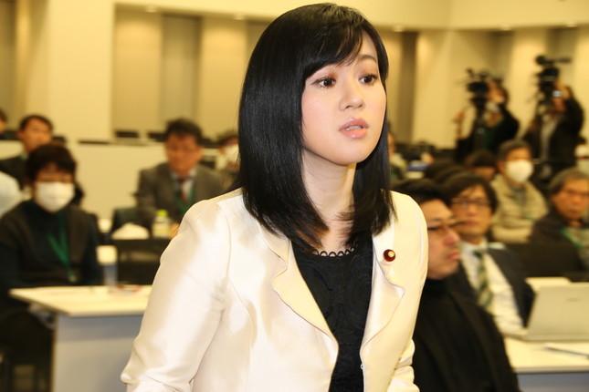 上西氏(17年3月撮影)