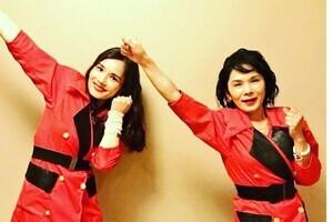 平野ノラ母の驚愕写真 「女優さんかと」「スタイル抜群」