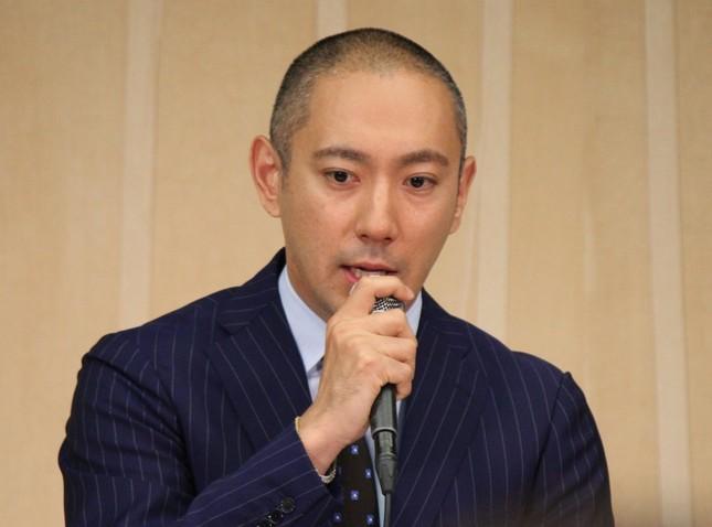 市川海老蔵さん(J-CASTニュース撮影)