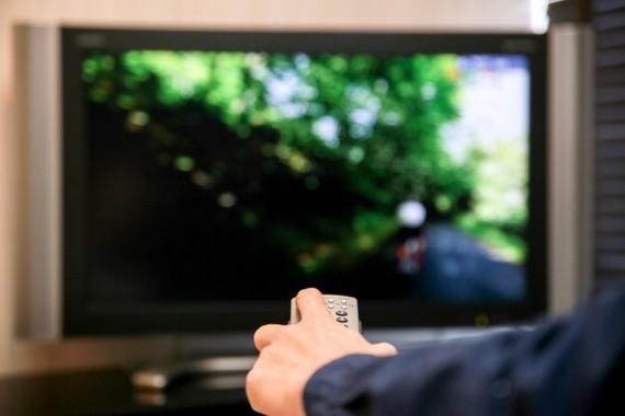 家での定位置がテレビの前という人、いませんか