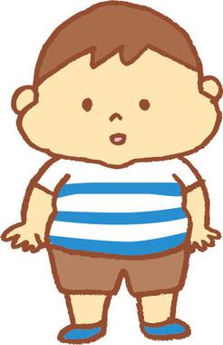 子どもの肥満を減らす超簡単方法は