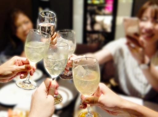 家の晩酌より飲み会が健康的