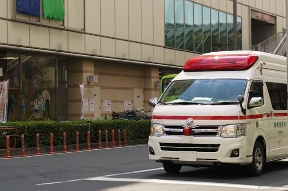 東京消防庁管内での出動頻度は41秒に1回のペース