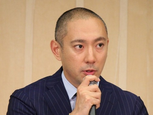 市川海老蔵さん(J-CASTニュース編集部撮影)