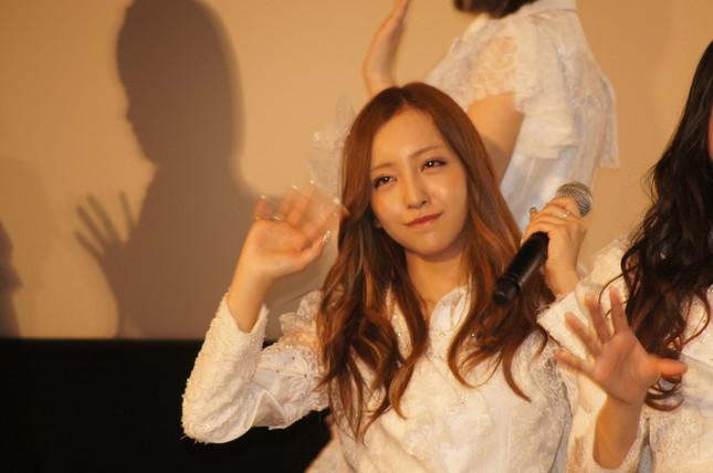 板野さん(13年2月撮影)