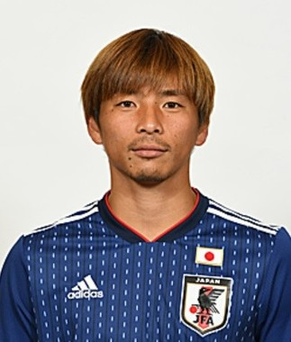 日本代表で10番を背負う乾貴士(写真は日本サッカー協会(JFA)公式サイトから)
