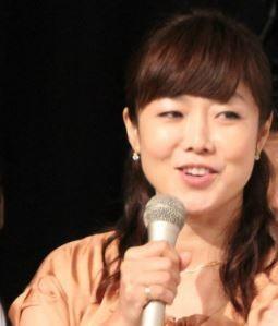 有働由美子アナ「更年期あきらめないで」(2012年11月撮影)