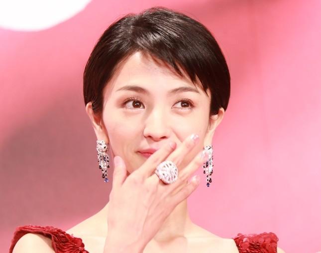 満島ひかりさんとの共演に期待(2017年10月撮影)