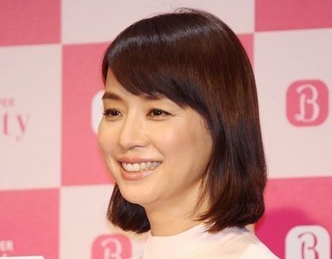 石田ゆり子さん(J-CASTニュース編集部撮影)