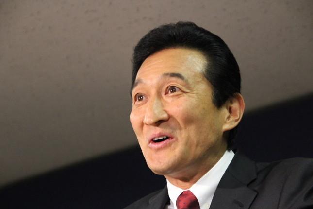 創業者の渡邉美樹参院議員(2013年5月31日撮影)
