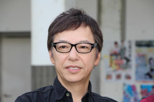 板尾創路さん(2017年9月撮影)