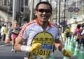 神戸マラソンで「コスプレ規制」 あの名物ランナーはこう対応した