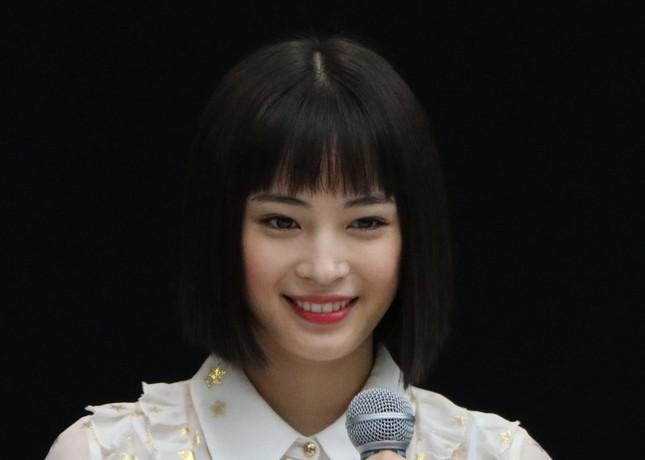 広瀬すずさん(2016年9月撮影)