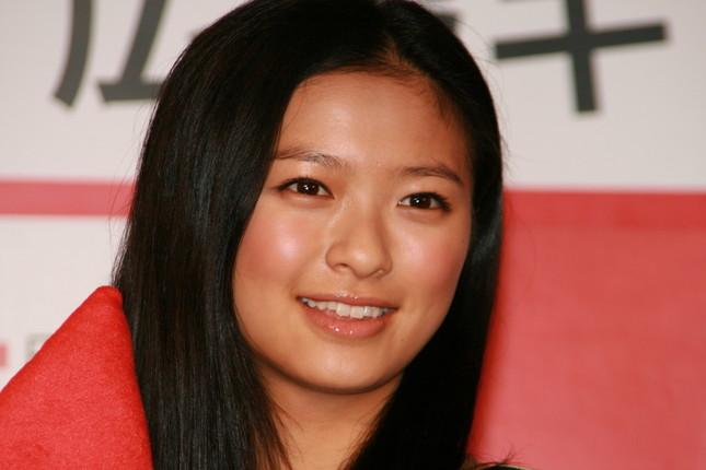 雑誌「Seventeen」モデル時代の榮倉奈々さん(2008年1月撮影)