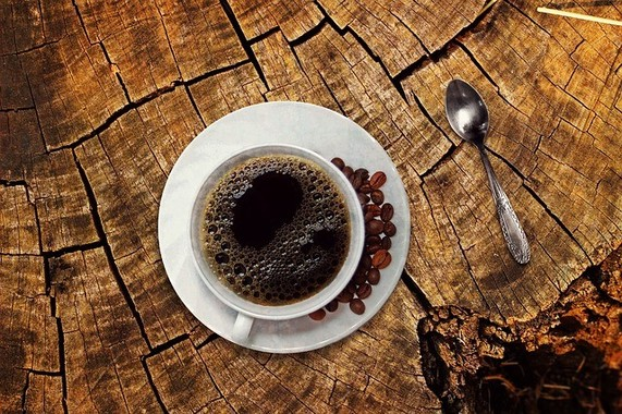 コーヒーを美味しく楽しむことには何の問題もなし