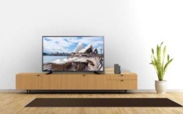 「ゲオ」が12月13日から発売する「GH-TV50A-BK」(4万9800円、税別)
