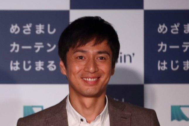 チュートリアル・徳井義実さん(写真は2016年7月撮影)