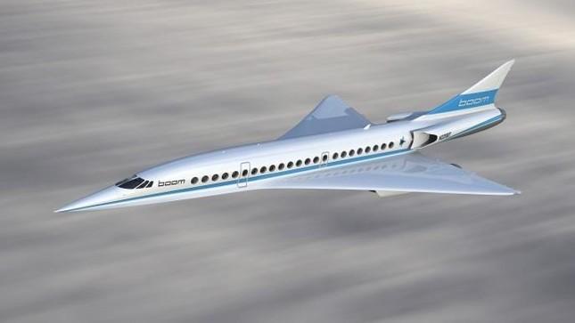 2020年代半ば以降の超音速旅客機就航を目指す(提供:JAL)