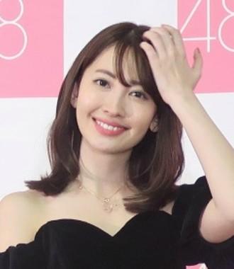 小嶋陽菜さん(2017年2月撮影)