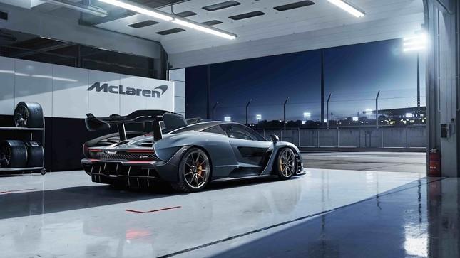 「McLaren Senna」(C)McLaren Automotive Limited.(画像はマクラーレン・オートモーティブの公式ホームページより)