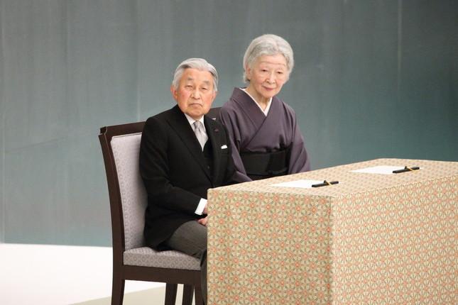 天皇陛下の退位儀式はどのような内容に?(2017年8月撮影)