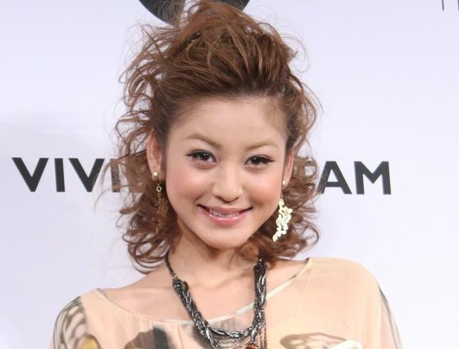 西山茉希さん(2010年4月撮影)