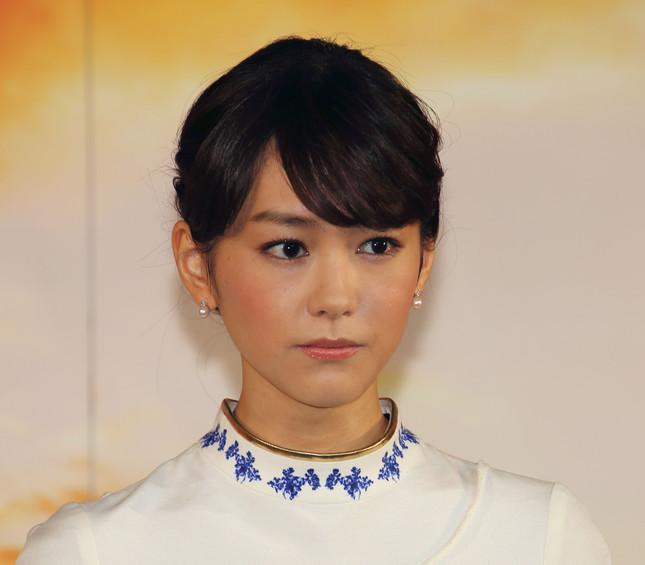 桐谷美玲さん(写真は2014年12月撮影)