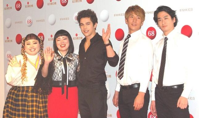 渡辺さんが紅白の「仲良しな2人」を語った(2017年12月30日撮影)