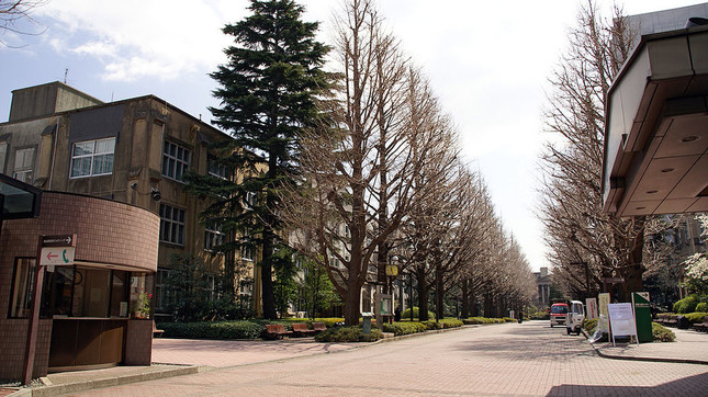 青山学院大(Wikimedia Commonsから。663highlandさん撮影)