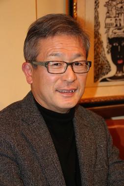 「グーグルが銀行に代わる時代がやって来る」と話す、江上剛氏