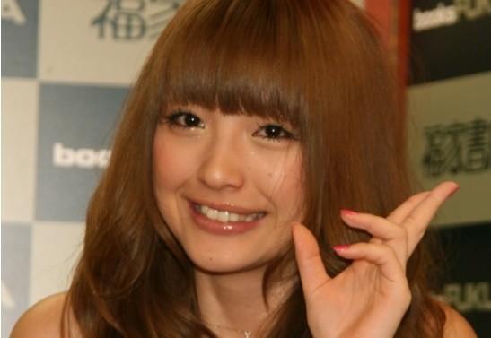 木下優樹菜さん(2008年3月撮影)