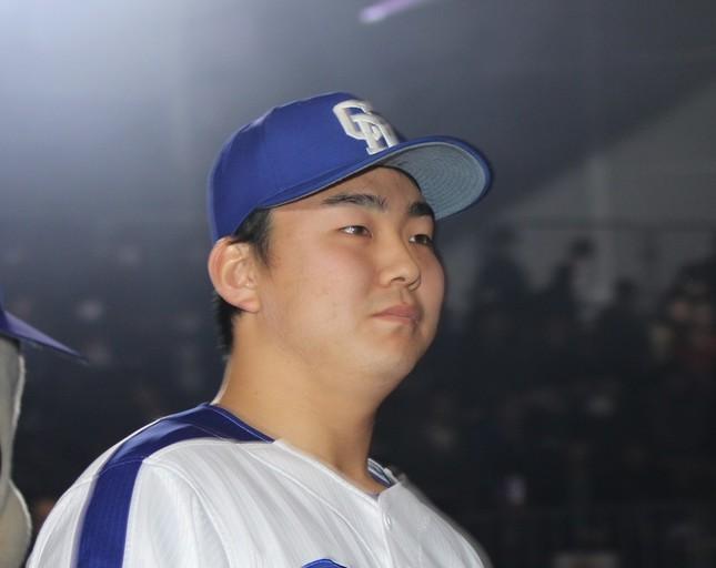中日ドラゴンズの若き左腕・小笠原慎之介投手