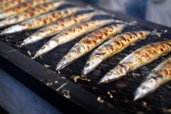 不漁は各地の「サンマまつり」にも影響