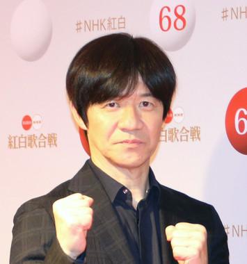 総合司会の内村光良さん(写真は2017年12月29日撮影)