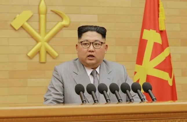 北朝鮮の金正恩委員長は新年の辞で、平昌五輪について「成功裏に開催されることを心から願っている」と述べた(写真は労働新聞から)