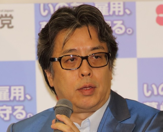 小林よしのり氏(2014年9月撮影)