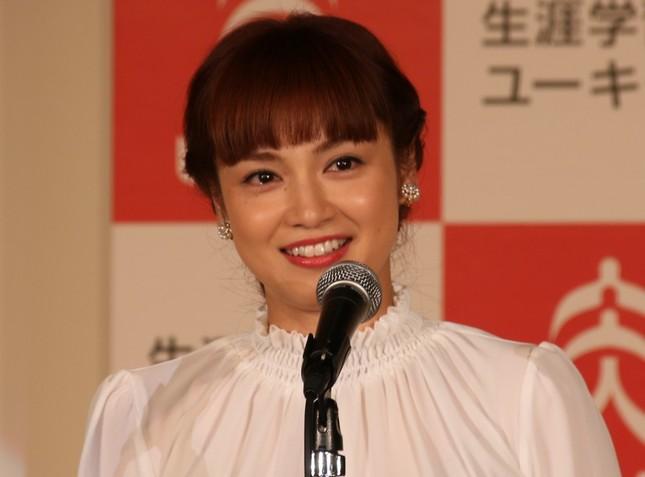 平愛梨さん(2016年12月撮影)