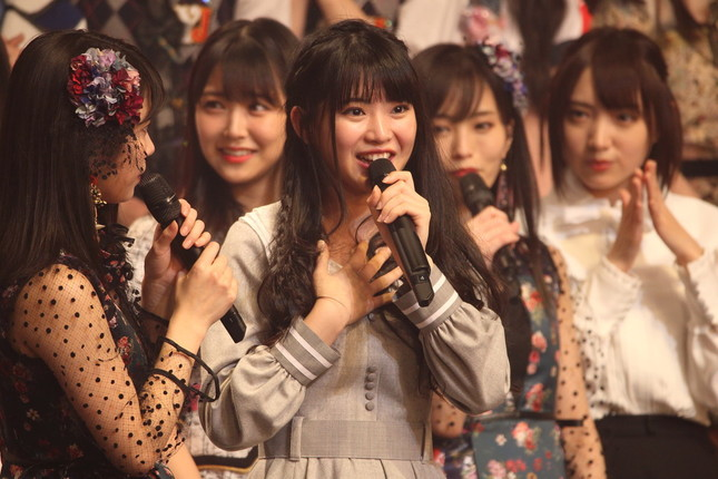 初の「選抜メンバー」入りしたAKB48の馬嘉伶(ま・ちゃりん)さん