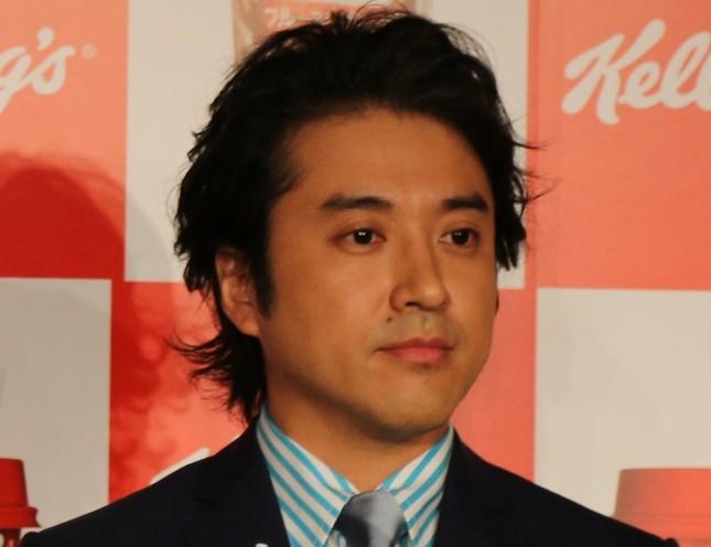 42歳になったムロツヨシさん(2015年4月撮影)